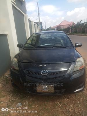 Toyota Yaris 2007 Black | Cars for sale in Anambra State, Awka