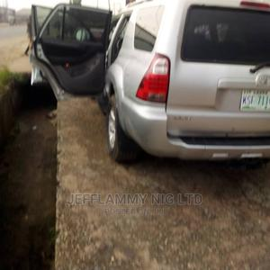 Toyota 4-Runner 2006 Silver | Cars for sale in Lagos State, Ejigbo
