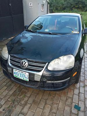 Volkswagen Jetta 2007 2.5 Wolfsburg Edition Black | Cars for sale in Lagos State, Ikeja