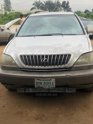 Lexus RX 2002 300 2WD Silver | Cars for sale in Rivers State, Eleme