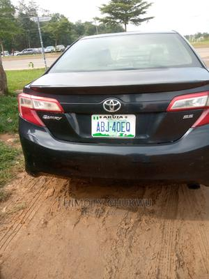 Toyota Camry 2012 Black | Cars for sale in Abuja (FCT) State, Gaduwa