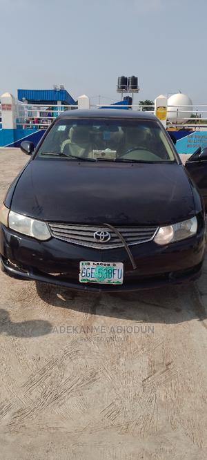 Toyota Solara 2000 2.2 Coupe Black | Cars for sale in Kwara State, Ilorin South