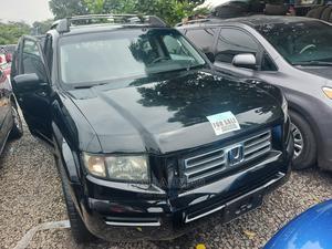 Honda Ridgeline 2008 Black   Cars for sale in Abuja (FCT) State, Garki 2