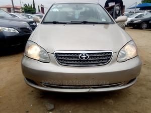 Toyota Corolla 2005 Gold | Cars for sale in Lagos State, Amuwo-Odofin