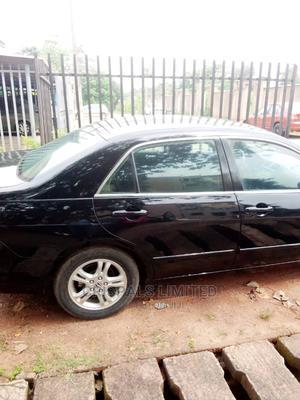 Honda Accord 2005 Black | Cars for sale in Abuja (FCT) State, Garki 1