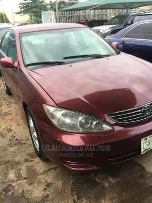 Toyota Camry 2002 Red   Cars for sale in Lagos State, Ikeja
