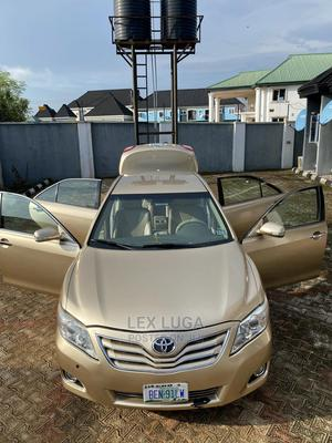 Toyota Camry 2011 Gold | Cars for sale in Edo State, Benin City
