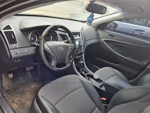 Hyundai Sonata 2012 Black   Cars for sale in Lagos State, Isolo