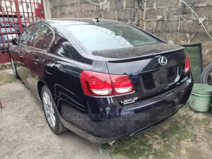 Lexus GS 2009 350 Black | Cars for sale in Lagos State, Isolo