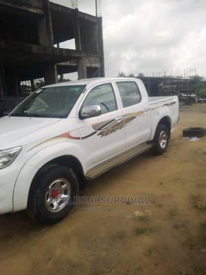 Toyota Hilux 2010 White | Cars for sale in Rivers State, Port-Harcourt
