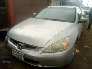 Honda Accord 2005 Automatic Silver   Cars for sale in Lagos State, Yaba