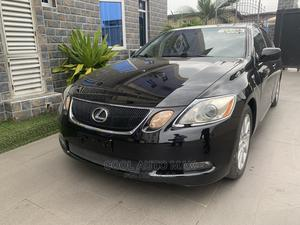 Lexus GS 2007 Black   Cars for sale in Lagos State, Ikeja