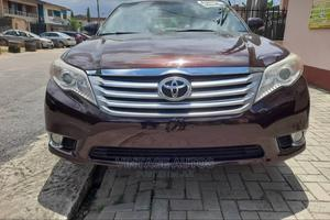 Toyota Avalon 2012 Burgandy | Cars for sale in Lagos State, Ikeja