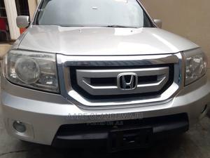 Honda Pilot 2010 Silver   Cars for sale in Lagos State, Magodo
