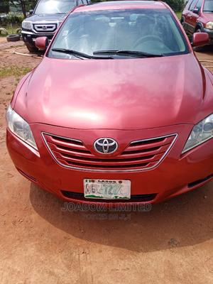 Toyota Camry 2007 Red | Cars for sale in Abuja (FCT) State, Jabi