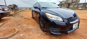 Toyota Matrix 2010 Black | Cars for sale in Lagos State, Ikeja