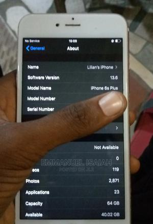 Apple iPhone 6s Plus 64 GB Rose Gold   Mobile Phones for sale in Lagos State, Surulere