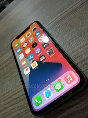 Apple iPhone 11 64 GB Blue   Mobile Phones for sale in Lagos State, Ikeja