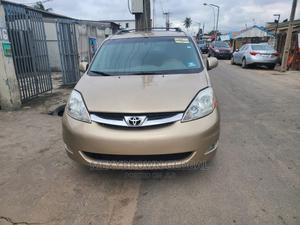 Toyota Sienna 2007 XLE Limited Gold | Cars for sale in Lagos State, Surulere