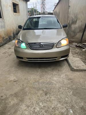 Toyota Corolla 2004 Gold | Cars for sale in Lagos State, Ikotun/Igando