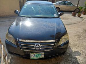 Toyota Avalon 2007 Black   Cars for sale in Lagos State, Maryland