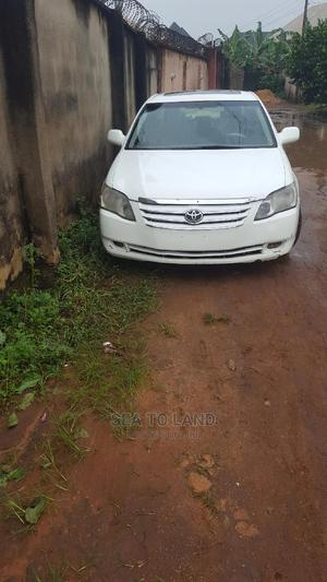 Toyota Avalon 2006 White   Cars for sale in Imo State, Owerri