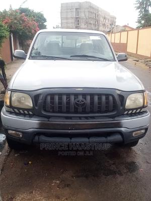 Toyota Tacoma 2003 Gray   Cars for sale in Lagos State, Surulere