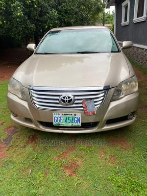 Toyota Avalon 2008 Gold   Cars for sale in Delta State, Oshimili South