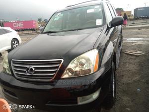 Lexus GX 2005 470 Sport Utility Black | Cars for sale in Lagos State, Apapa