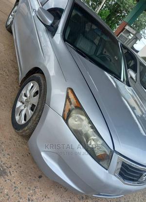 Honda Accord 2008 2.4 EX Silver | Cars for sale in Oyo State, Ibadan