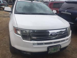 Ford Edge 2009 SE 4dr FWD (3.5L 6cyl 6A) White | Cars for sale in Rivers State, Port-Harcourt