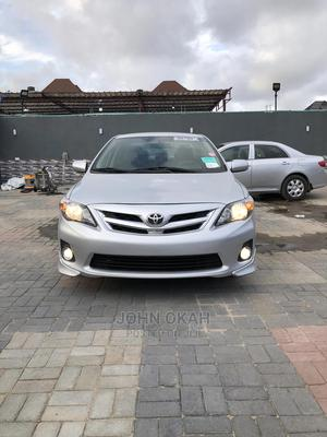Toyota Corolla 2013 Silver | Cars for sale in Lagos State, Lekki