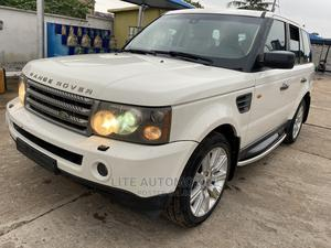 Land Rover Range Rover Sport 2007 HSE 4x4 (4.4L 8cyl 6A) White   Cars for sale in Lagos State, Ikotun/Igando