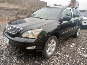Lexus RX 2007 Black   Cars for sale in Lagos State, Ojodu