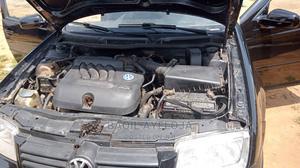 Volkswagen Jetta 2002 GL Sedan Black | Cars for sale in Abuja (FCT) State, Karu