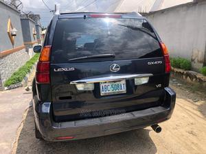 Lexus GX 2003 470 Black | Cars for sale in Akwa Ibom State, Uyo