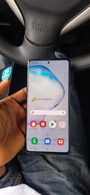 Samsung Galaxy Note 10 Lite 128 GB Black | Mobile Phones for sale in Lagos State, Ikorodu