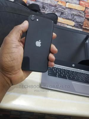 Apple iPhone SE (2020) 64 GB Black   Mobile Phones for sale in Lagos State, Ikeja