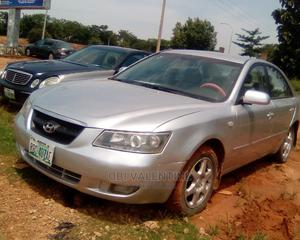 Hyundai Sonata 2008 2.0 CRDi Silver | Cars for sale in Abuja (FCT) State, Gudu