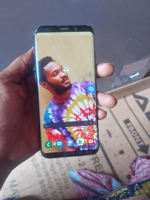 Samsung Galaxy S8 Plus 64 GB Black   Mobile Phones for sale in Lagos State, Alimosho
