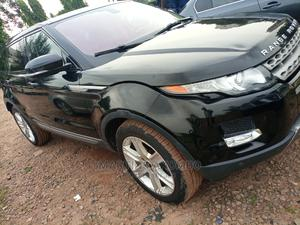 Land Rover Range Rover Evoque 2013 Black   Cars for sale in Abuja (FCT) State, Central Business District