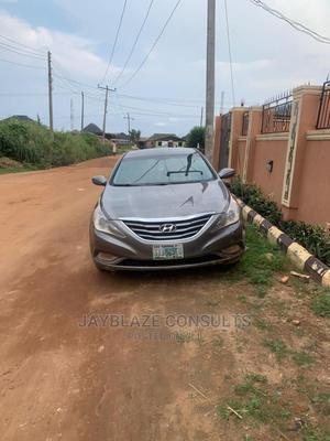 Hyundai Sonata 2013 Gray | Cars for sale in Lagos State, Isolo