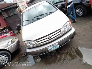 Toyota Sienna 2002 CE Gold   Cars for sale in Rivers State, Port-Harcourt