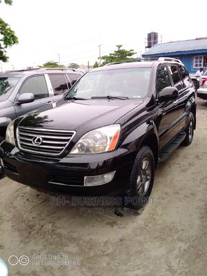 Lexus GX 2007 470 Sport Utility Black   Cars for sale in Lagos State, Amuwo-Odofin