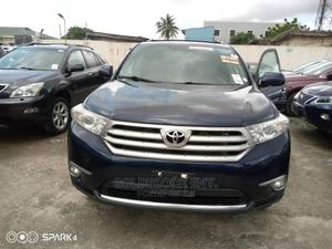 Toyota Highlander 2011 Limited Blue | Cars for sale in Lagos State, Amuwo-Odofin