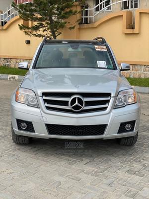 Mercedes-Benz GLK-Class 2010 Silver | Cars for sale in Lagos State, Lekki