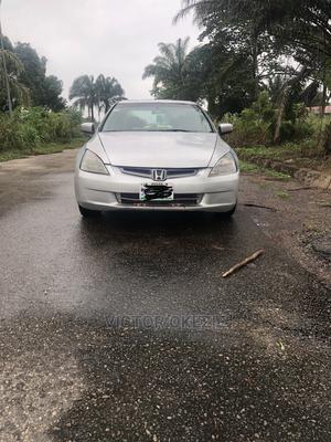 Honda Accord 2005 Automatic Silver | Cars for sale in Delta State, Warri