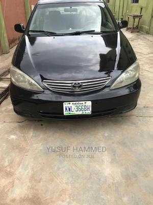 Toyota Camry 2003 Black | Cars for sale in Oyo State, Ibadan