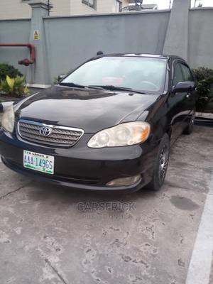 Toyota Corolla 2007 LE Black | Cars for sale in Rivers State, Port-Harcourt