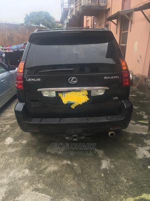 Lexus GX 2006 470 Sport Utility Black   Cars for sale in Lagos State, Kosofe